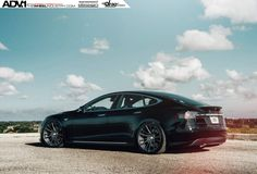 ADV1-Tesla-Model-S-P85D-Speed-Design-Pulse-MV1-Custom-Forged-1-Piece-Concave-Wheels-gunmetal-17
