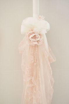 Λαμπάδα βάπτισης vintage δαντέλα (l0416) Girls Dresses, Flower Girl Dresses, Baby Shower, Candles, Wedding Dresses, Vintage, Printables, Google, Ideas