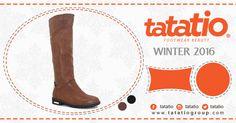 #TATA_TIO #Boots   WINTER 2016 ❄  TATA TIO ON Twitter : twitter.com/Tatatio_Tio TATA TIO ON Instagram : instagram.com/tata.tio