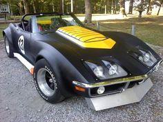 Vintage C3 Racer