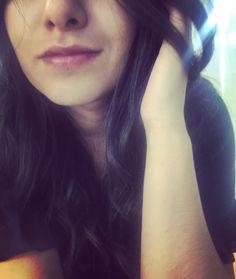 #vscocam #eyeem #lipstick #selfie by watermelon04s
