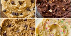 4 Basic Cookie Doughs to Master