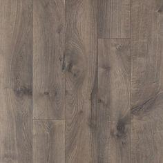 Pergo XP Warm Grey Oak Laminate Flooring - 5 in. x 7 in. Take Home Sample, Medium
