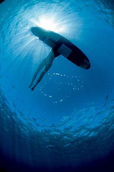 Heaven is an ocean!