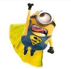 Vector Despicable Me Superman Minion Minion Rock, Cute Minions, Minions Despicable Me, Minions 2014, Minion Meme, Minions Clips, Happy Minions, Minions Cartoon, Evil Minions