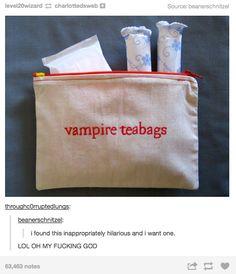vamp bags