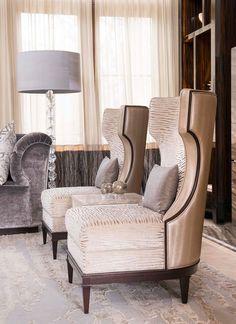 Luxury lounge area w