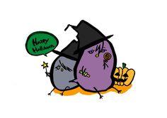 Trick or treat!!(お菓子いっぱいくれないとひねりつぶすよ~)(みんな、アツシは本気だよ