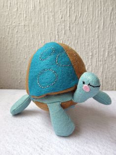 BENITA the free turtle she can take her shell off and by Lilolimon, $300.00