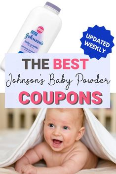 Johnson's Baby Powder Printable Coupon - Printable Coupons and Deals Baby Coupons, Printable Coupons, Best Baby Formula, Baby Sleep Schedule, Newborn Baby Care, Preparing For Baby, Baby Powder, Baby Development, Everything Baby