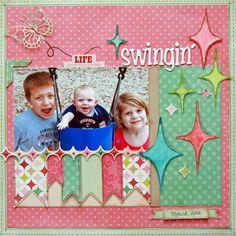 Swingin' - Scrapbook.com