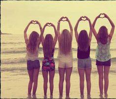 5 amies