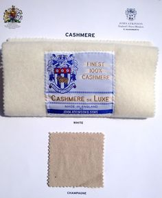 Cashmere available in White or Champagne The 100, Champagne, Cashmere, Luxury, How To Make, Cashmere Wool, Paisley, Pashminas