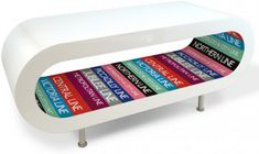 Funky Coffee Table Design