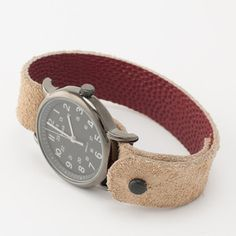 Button Stud Weekender Watch Band The game as we know it, one dream at a time