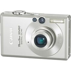 Canon Powershot SD450 5MP Digital Elph Camera with 3x Optical Zoom (OLD MODEL) - MD) CL) CAN POWERSHOT SD450 DIG CAM  - http://ehowsuperstore.com/bestbrandsales/digital-camera/canon-powershot-sd450-5mp-digital-elph-camera-with-3x-optical-zoom-old-model
