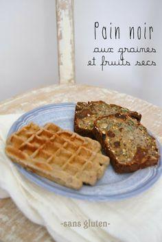 Spoon: Pain noir graines & fruits secs