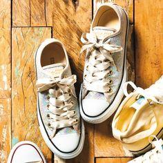 スパンコールスニーカー コンバース(Converse) / sequins converse on ShopStyle