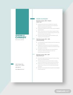 Resume Template Free, Templates, Resume Builder, Resume Cv, Word Doc, Lawyer, Hand Drawn, Bar Chart, How To Draw Hands