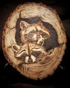 Pyrography by Renee