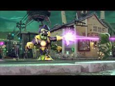 #E32015 – EA anuncio Plants VS Zombies Garden Warfare 2 | Infosertec