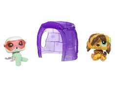 Littlest Pet Shop Chilliest Pet Pair Frosty Fortress (Dog and Seal) Littlest Pet Shop http://www.amazon.com/dp/B002O5B1IY/ref=cm_sw_r_pi_dp_1EjCub0KN1X2S