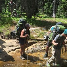 Yosemite Backpacking for Adults | Outward Bound