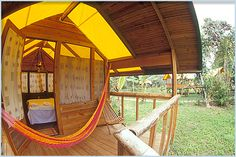 tec cabanas at the belize zoo