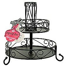 image of 2-Tier Accessory Holder