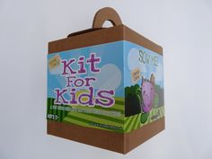 Kits For Kids is an exciting way for children to learn to love growing and cooking with herbs while having fun with Charlie and his friends.   Handy Herbs Kit For Kids includes everything a child will need to successfully grow and develop an interest in herbs.   Also included are recipe cards so children can use what they have grown.  The fun herb characters will appeal to children of all ages.  http://handy-herbs.co.uk/herb-kit-for-kids-store/