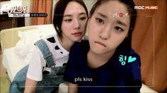 Mina and Seolhyun :) on @gfycat