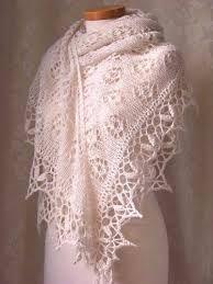 crochet lace pattern sjawl