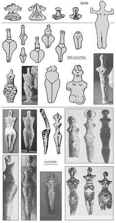 Cucuteni - Romania - 4500-4400 BC
