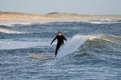 If there ever was a place to surfin Denmark, it is here.. Hvide Sande