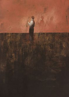 "Federico Infante, Untitled XIV, 2013, Acrylic on Paper, 39¼"" x 27½"" #art #bdgny"