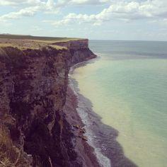 Coast at Normandy