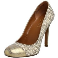 oh DEER! Women's Toffee Pump,Gold,8 M (Apparel)  http://howtogetfaster.co.uk/jenks.php?p=B0010L234Y  B0010L234Y