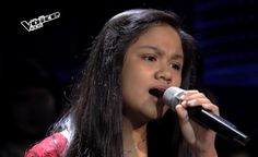 "Kyla Jade Jose performed her version of ""Tunay Na Mahal"" by Angeline Quinto on The Voice Kids Philippines Season 2 ""Blind Auditions"", Saturday, July 11, 2015."
