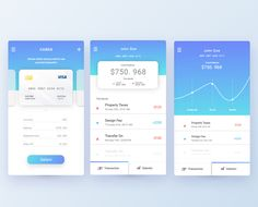 Modern Mobile App UI Design with Amazing User Experience - 31
