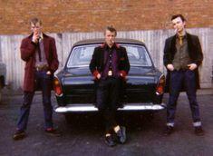 Teddy boys - teddyboys - Members of 1950's youth subculture