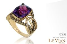 LeVian Chocolate Design, I love that purple