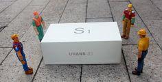 Mola: UHANS nos hace un curioso unboxing fotográfico de su UHANS S1