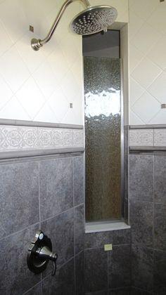 51 - Bathroom Inspiration - Tile Design #interiordesign #bathroom #tiledesign #luxuryhome #masterbath #shower #dreamhome #traditional