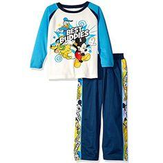 Disney Boys' Toddler Boys' Mouse 2-Piece Set #Disney #MickeyMouseClubhouse #MIckeyMouse #YankeeToyBox #FunStartsHere