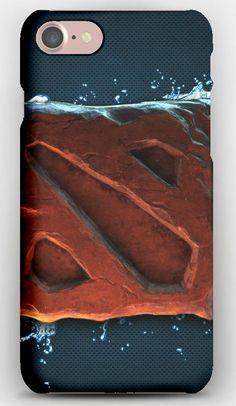 iPhone 7 Case Dota 2, Art, Logo, Freshy