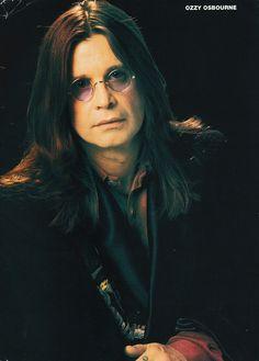 God Bless Ozzy Osbourne, Ozzy Osbourne Black Sabbath, Diary Of A Madman, Zakk Wylde, All Black Fashion, All Black Looks, Korean American, Music People, Thrash Metal