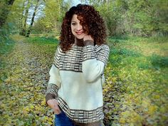 """""""Starry Night"""" Blouse ByKaterina - ByKaterina Crochet patterns Perfect for beginners. if you made a triangle scarf before you have to try this. Crochet Girls, Easy Crochet, Free Crochet, Crochet Summer Tops, Crochet Tops, Crochet Style, Crochet Cardigan, Crochet Sweaters, Crochet Pants"""