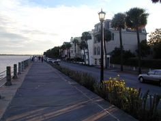 Charleston! I love Charleston. I can't believe we have only been once since we moved to SC.