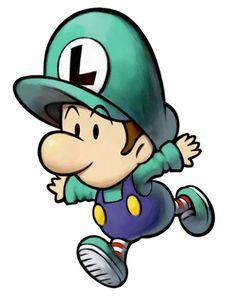 Baby Luigi | Mario & Luigi: Partners in Time