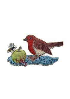Janet Browne Textiles - British birds and wildlife